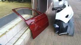 BMW E90 Right Front Door Shell