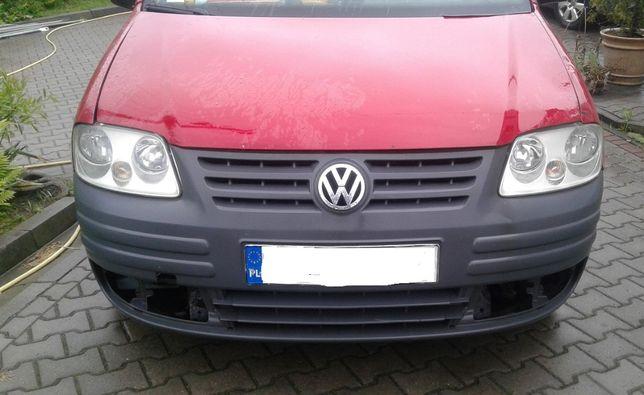 VW CADDY Przód Maska Lampy Zderzak Błotniki Pas Chłodnica Wzmocnienie Skawina - image 5