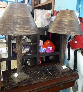 Wick Lamps
