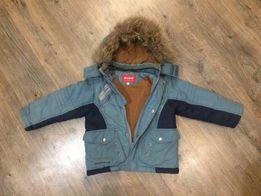 Курточка зимняя kiko /кико/ 110 см