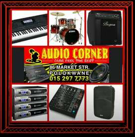 Audio Corner Sound deals