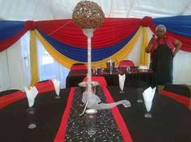 Decoration/ Drapping and events management