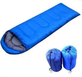 Camping Hiking Envelope Waterproof Sleeping Bag With Carrying Bag
