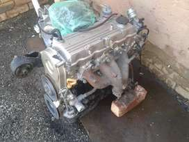 Mazda b 3 engine and gearbox forsale