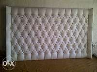 Image of winter clearence special on wing headboards 40% off