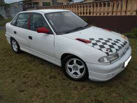 OPEL ASTRA F GROUP N RACE CAR - 60K/SWOPS CONSIDERED