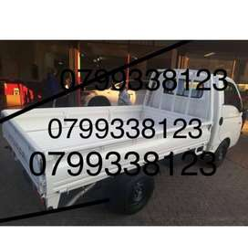 Bakkie for hire Removals