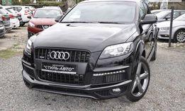 Audi q7 4l розборка разборка ресталінг шрот ауді рестайл запчасти бу