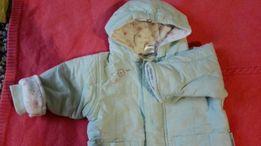 Модная курточка на малышку