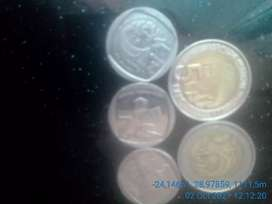 Coins in good condition, @80,000 each!!