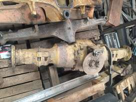 CATERPILLAR TLB BACK DIFF