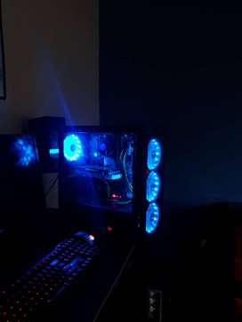 I7 RGB Gaming PC with GTX 1060