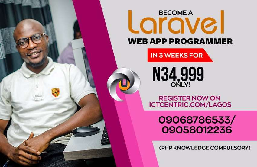 BECOME A HIGHLY SOUGHT AFTER LARAVEL DEVELOPER IN 3 WEEKS – 100% PRACT 0