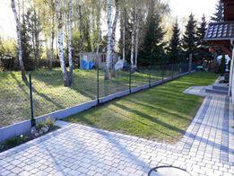 Kompletne Ogrodzenia z paneli i siatki ogrodzeniowej