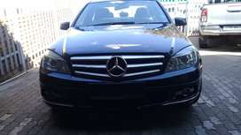 2009 Mercedes Benz C-180 Engine Capacity with Automatic Transmission