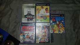 Pc and ps2 games