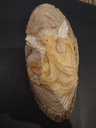 Figurka z gipsu