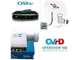 Dstv installers & repairs all areas Cape Town