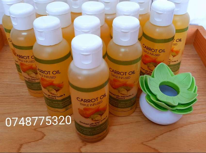 Carrot Oil 100ml - R40 0