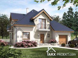 Проекты домов, индивидуальное проектирование, проект дома