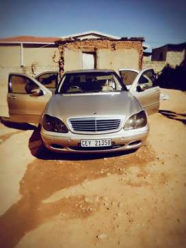 Selling this non start S320,R40000 negotiable