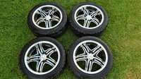 Image of Rims and tyres for sale
