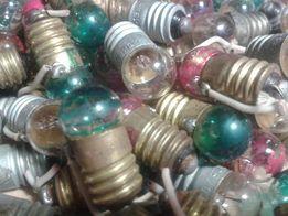 Лампочки для фонарика 2,5 3,5 12 24v