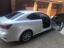 2011 Lexus IS 250 with a reverse camera ,Bluetooth for sale