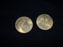 2zł Jan Paweł II papież moneta,monety.