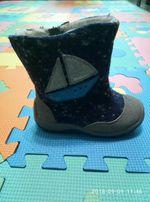 зимние ботинки(валенки)на мальчика
