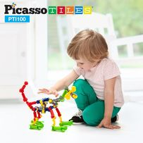 Конструктор из 3D блоков Picasso Tiles (США)