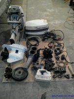 Лодочный мотор Джонсон
