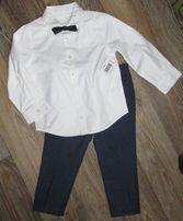 Продам фирменный костюмчик на мальчика 2-3 года, ростом 92-98 см