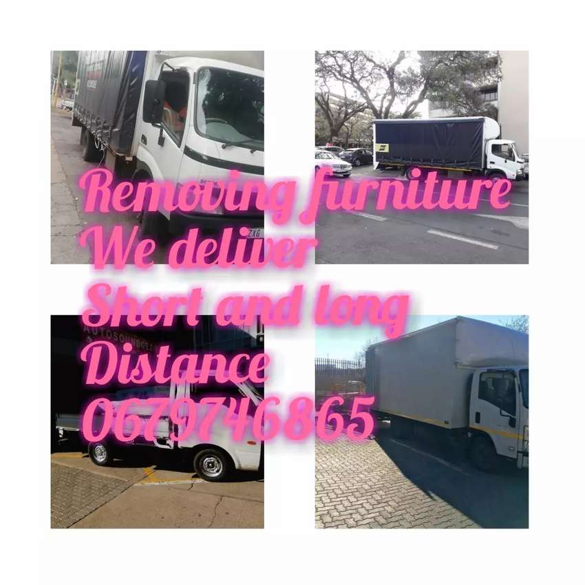 Movers transport