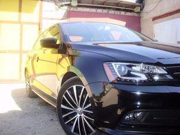 VW Jetta 6 рестал Спортпакет 1,8 турбо 170 л.с