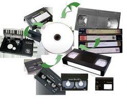 Оцифровка відеокассет