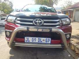 2016 Toyota Hilux 2.8 GD-6
