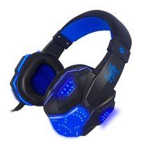 Новые Игровые Наушники Plextone PC780 Подсветка Микрофон Накладные