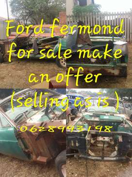 Ford fermont for sale