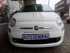 FIAT 500 1.2 MANUAL FOR SALE