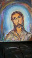 "Obraz ""Chrystus"" autorstwa"