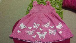 letnia sukieneczka takko fashion r.74