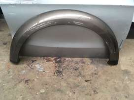 Land Rover Discovery 4 Wheel Arch