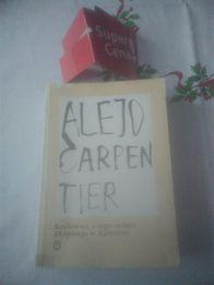 """książka """"eksplozja w katedrze"""" Alejo Carpentier"""