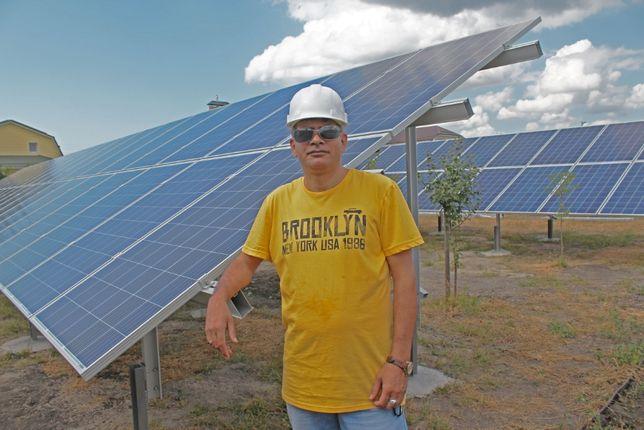 Солнечные электростанции под ключ ЗЕЛЕНЫЙ ТАРИФ 10 кВт Кременчуг - изображение 2
