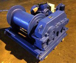 Продам лебедку типа ЛМ электрическую монтажно-тяговую от производителя