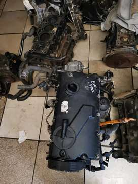 Stripping for Spares Golf5 1.9Tdi BXE engine