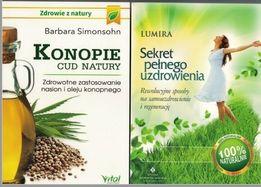 Konopie - cud natury, Plan terapii genowej, Uzdrawiająca moc herbaty..