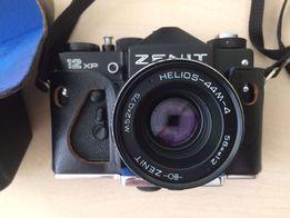 Зенит фотоаппарат Zenit с чехлом идеальный новый
