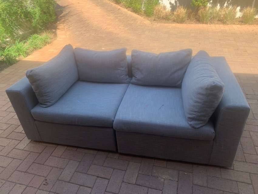 Two seater couch 0